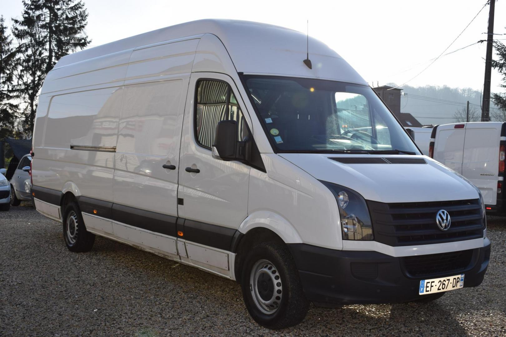 VOLKSWAGEN CRAFTER  2.0TDI 136 L4H3 BUSINESS LINE