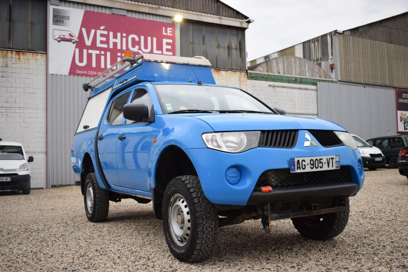 MITSUBISHI L200 PICK UP 2.5TD 136 DOUBLE CABINE