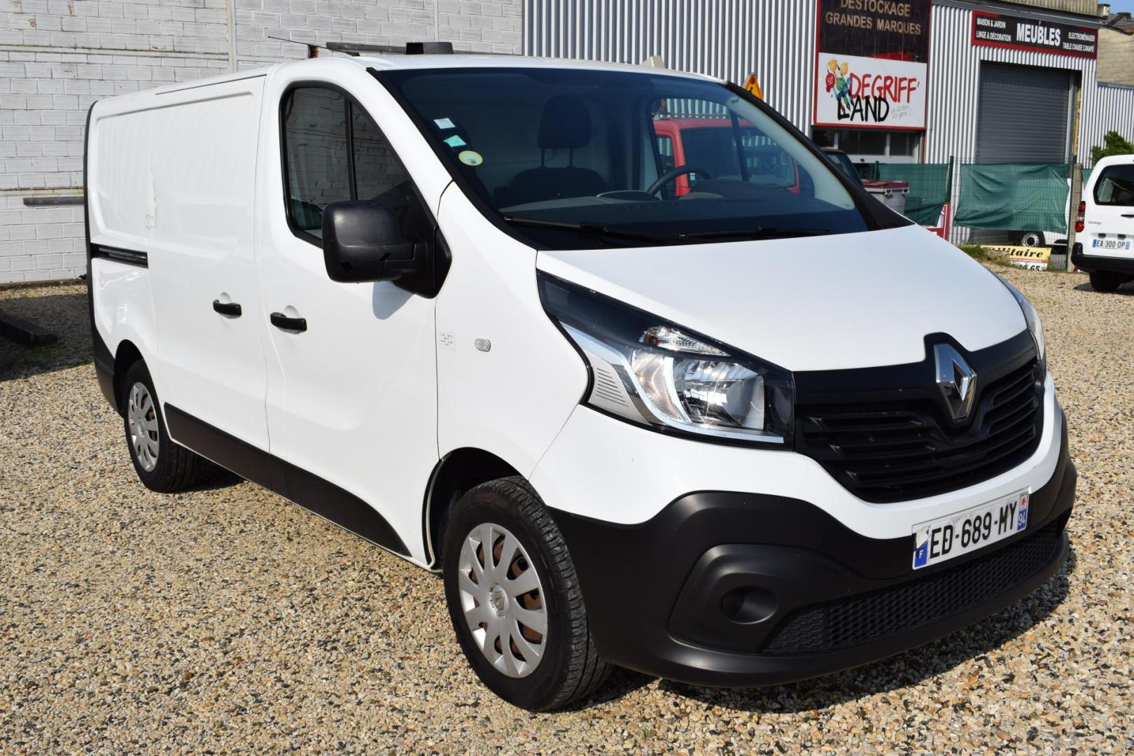 RENAULT TRAFIC  1.6DCI 115 GRAND CONFORT GPS