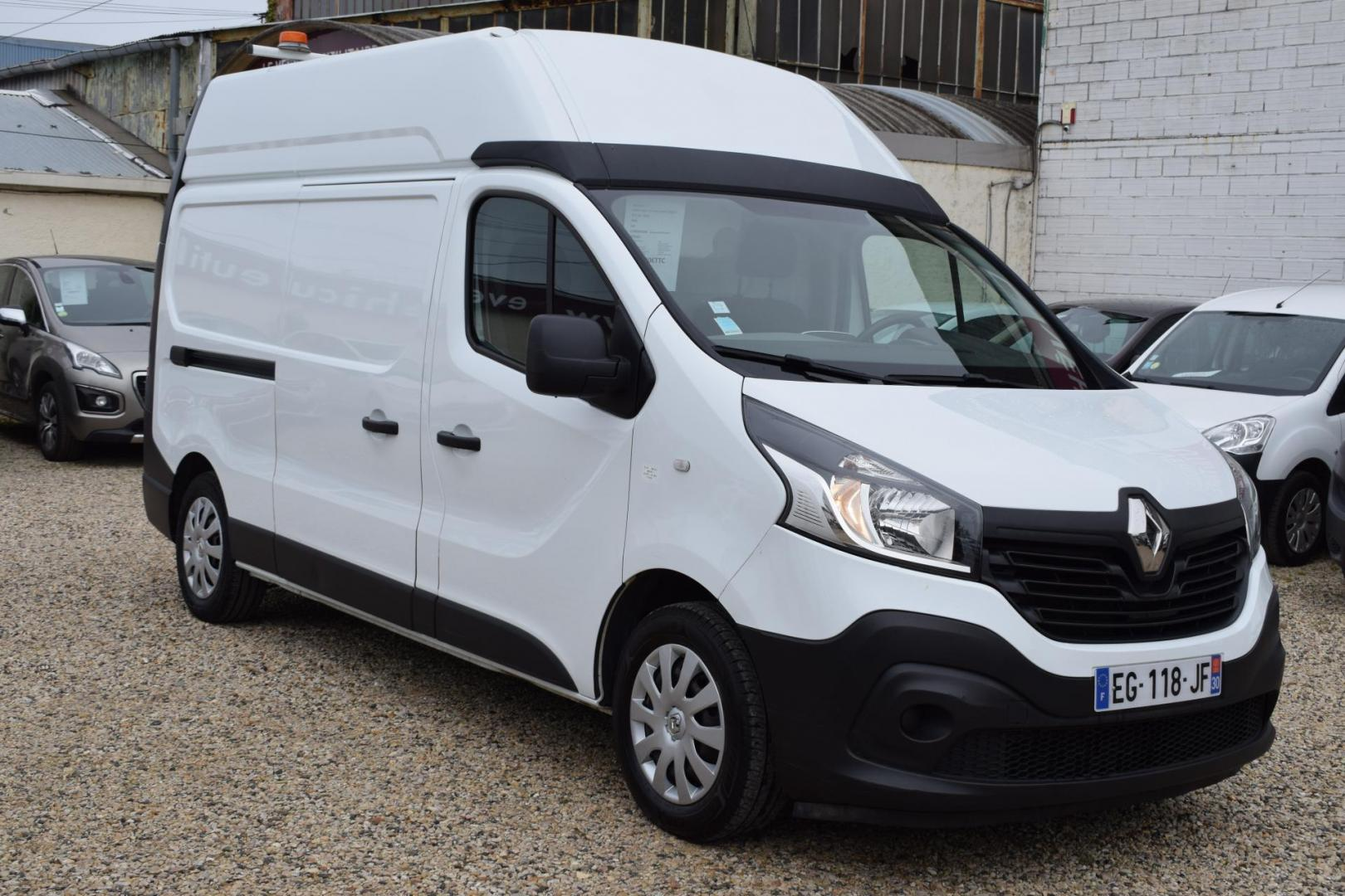 RENAULT TRAFIC  1.6DCI 125 ENERGY L2H2 GRAND CONFORT