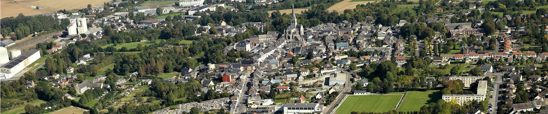 Ville de Marle