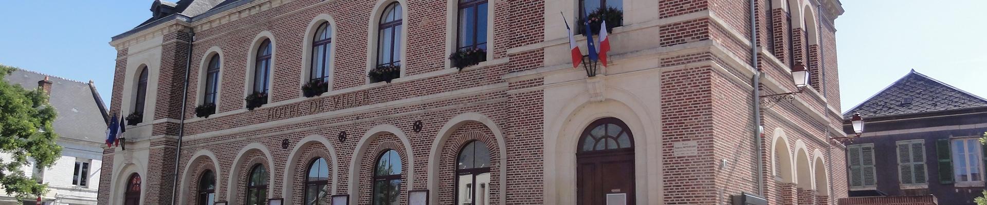 Mairie de Marle
