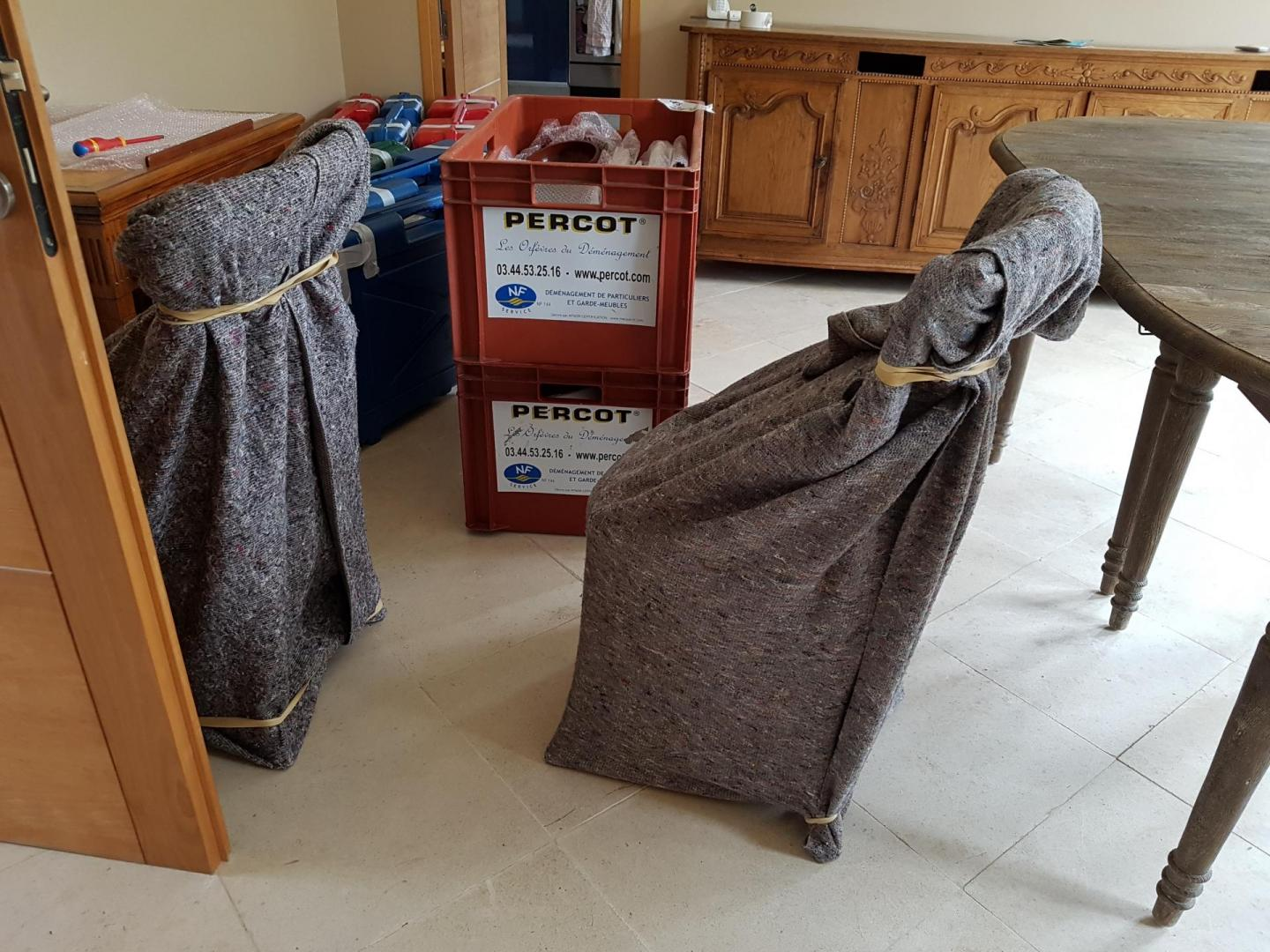 Emballage Mobilier